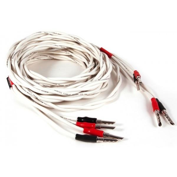 black rhodium twirl au m tre cables. Black Bedroom Furniture Sets. Home Design Ideas