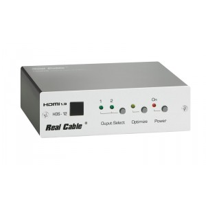 Real Cable - HDS12 - Switch HDMI 1 vers 2