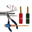 Montage câble Haut-Parleur