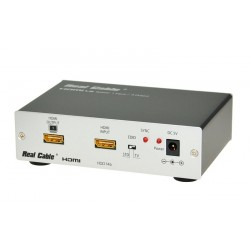 Real Cable - HDD14-B - Distributeur HDMI 1 vers 4