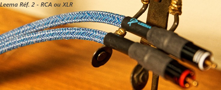 Cable de modulation Leema Reference Two